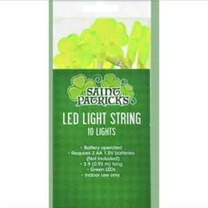 Other - Saint Patrick's led light string St Patricks Day
